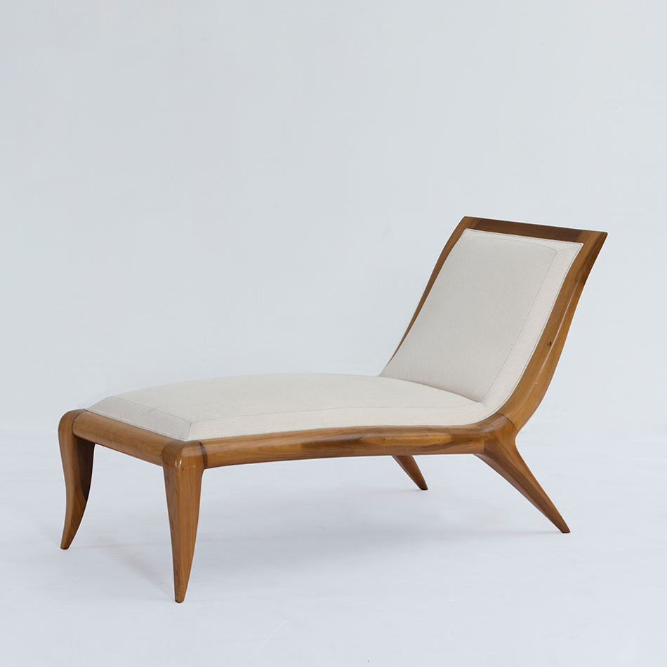 Paul Mathieu - Chaise Merdiane