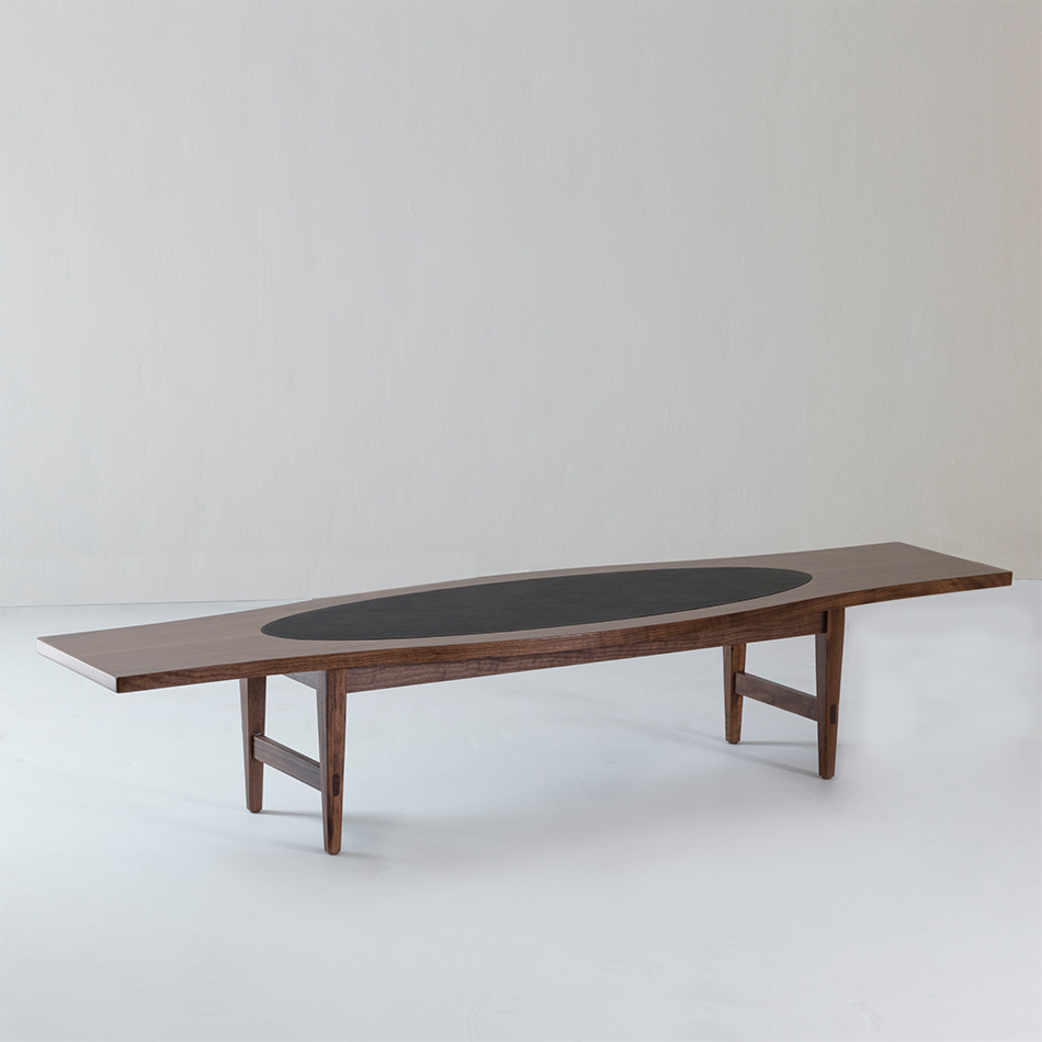 Paul McCobb - Oval Coffee Table