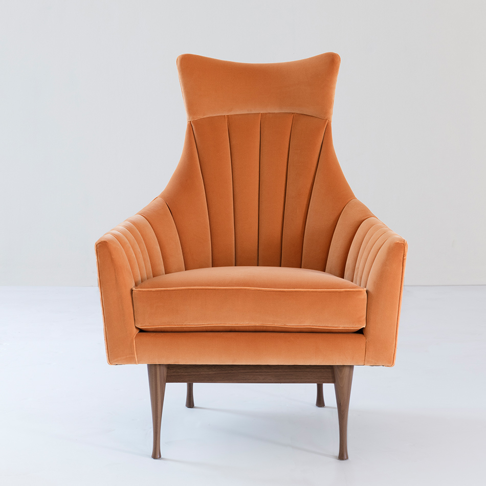 Paul McCobb - Symmetric Armchair 908