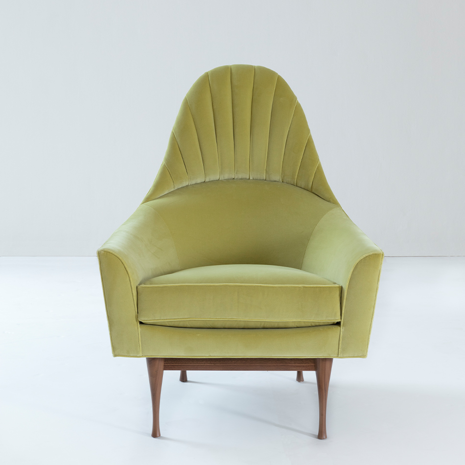 Paul McCobb - Symmetric Armchair 911