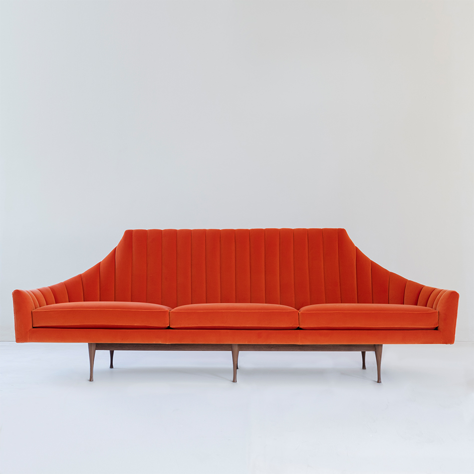 Paul McCobb - Symmetric Sofa 192
