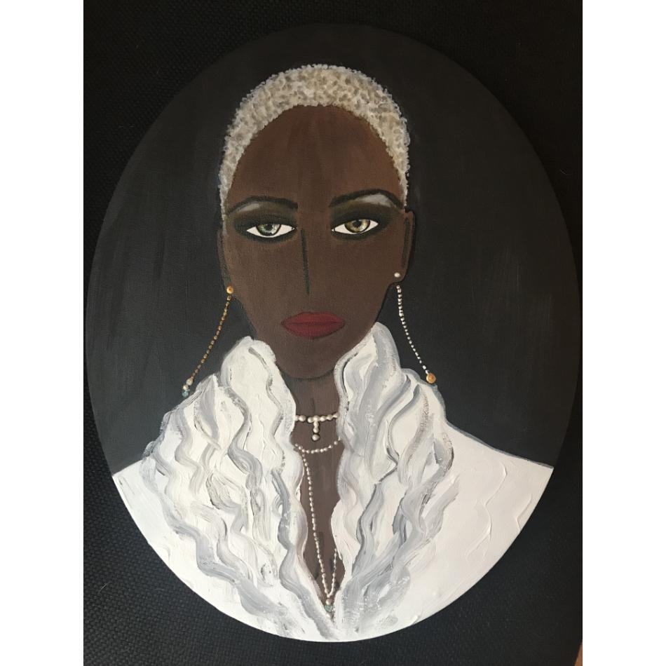 Rebecca Moses - Madam Hardison