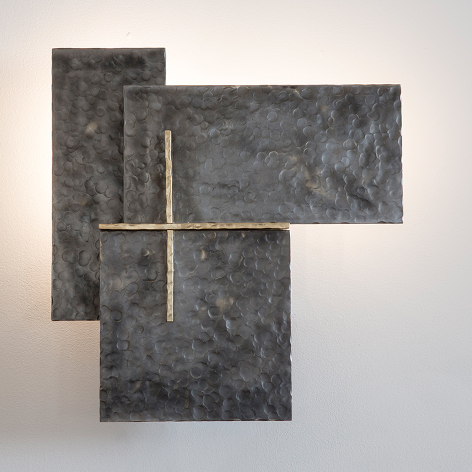 Fran Taubman - Suprematism Wall Sculpture S1