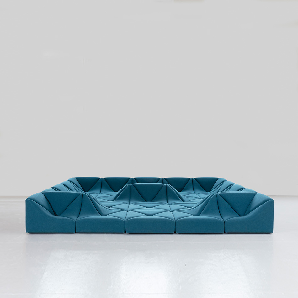 Pierre Paulin - Dune Sofa