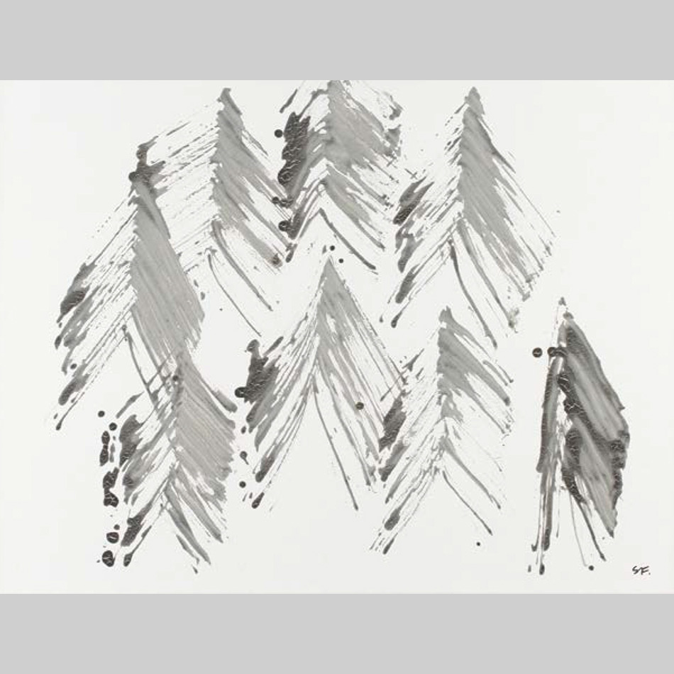 Spencer Fung - Ponderosa Needles In Snow 1