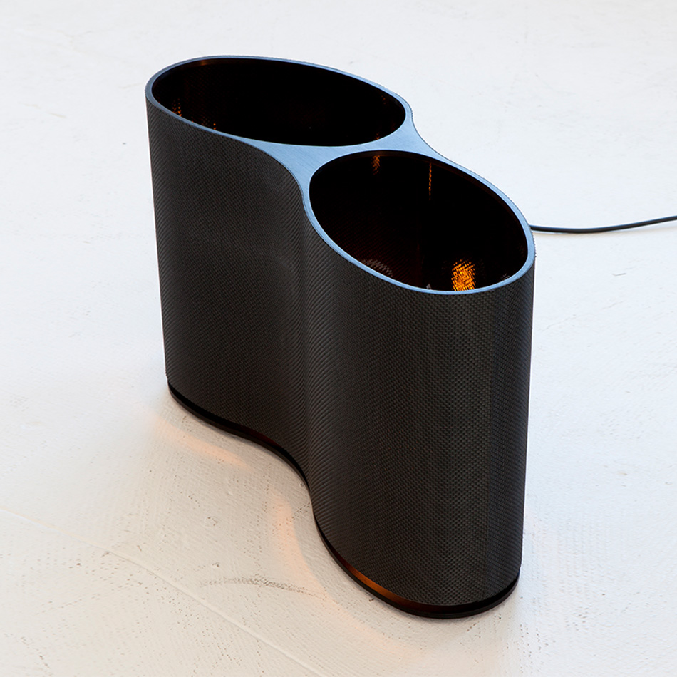 Ted Abramczyk - Cumulus Black Table Lamp