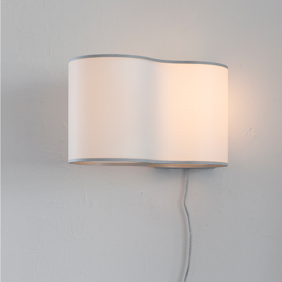 Ted Abramczyk - Cumulus White Sconce