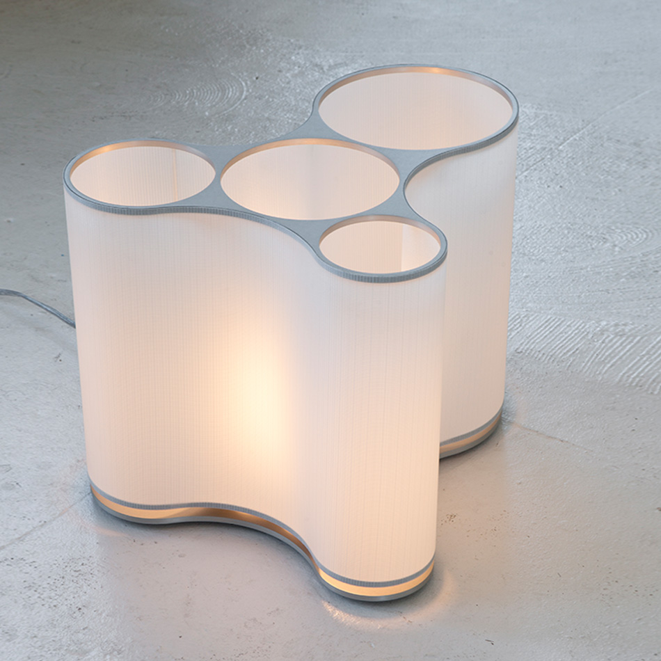 Ted Abramczyk - Cumulus White Table Lamp