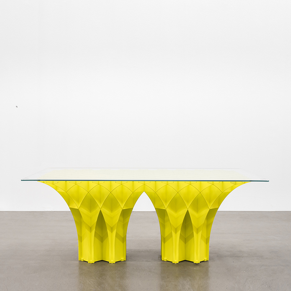 Pierre Paulin - Double Cathedrale Table