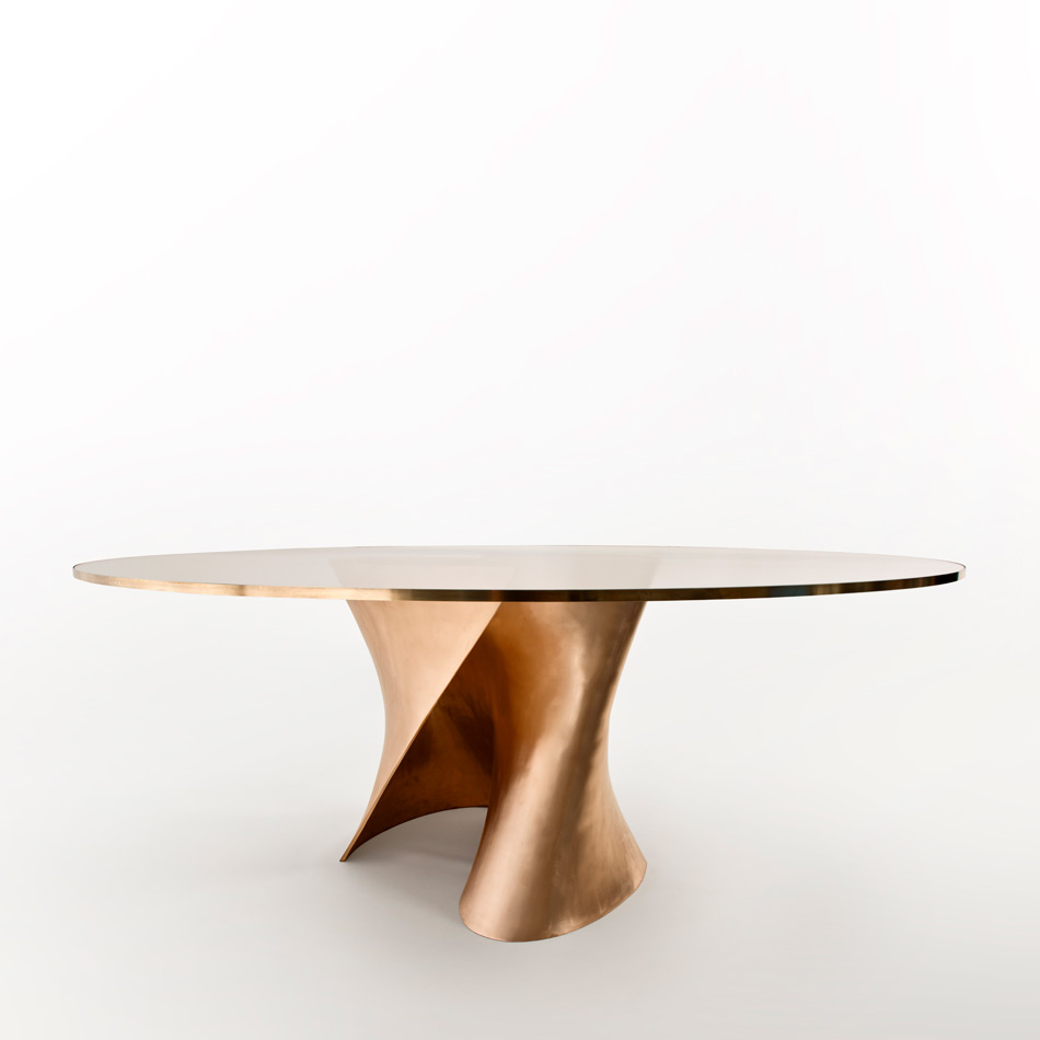 Xavier Lust - Bronze Table