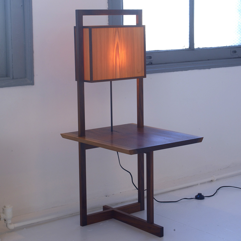 Chris Lehrecke - Lamp/Side Table