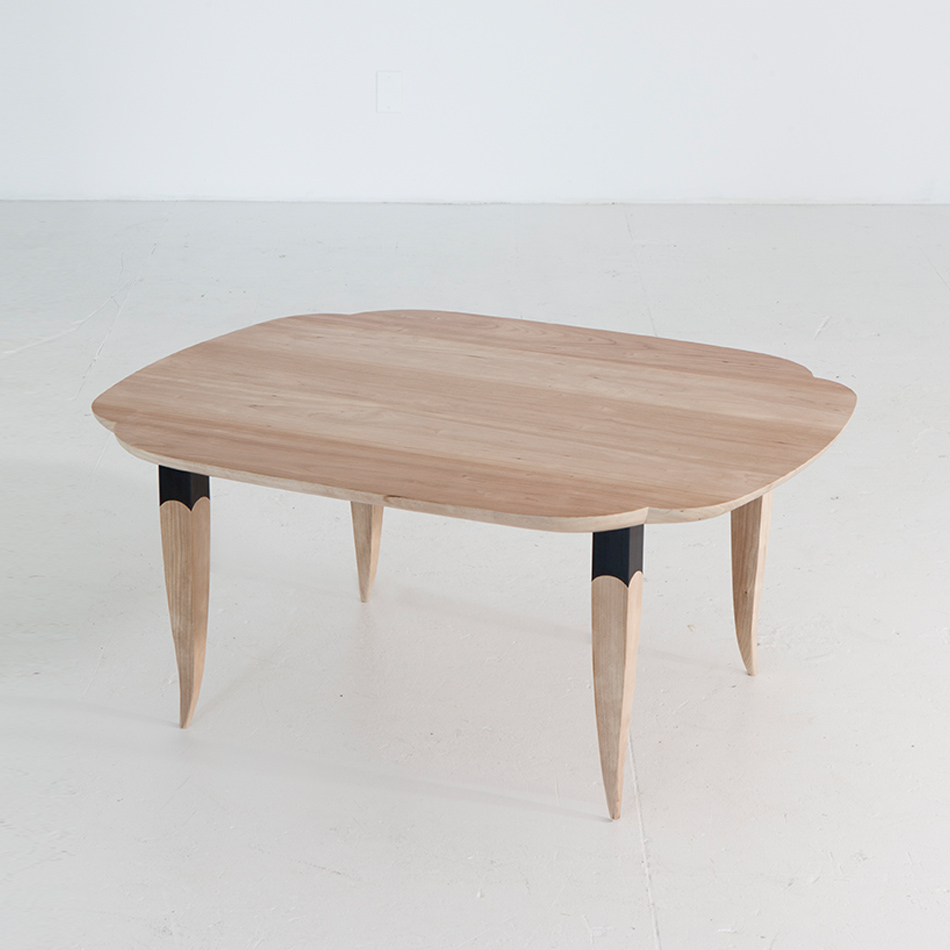 Chris Lehrecke / Gabriella Kiss - Scallop Dining Table