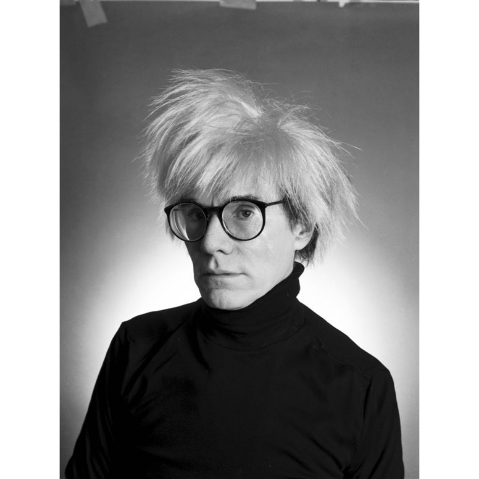 Christopher Makos - Andy Warhol Photograph - Photography