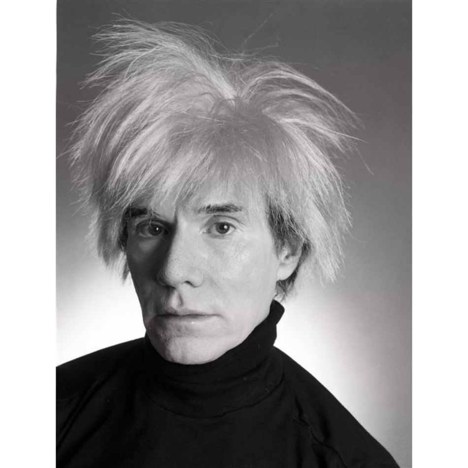 Christopher Makos - Andy Warhol Photograph - Photography