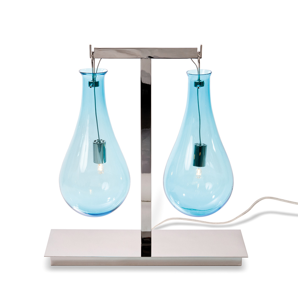 Patrick Naggar - Double Bubble Desk Lamp