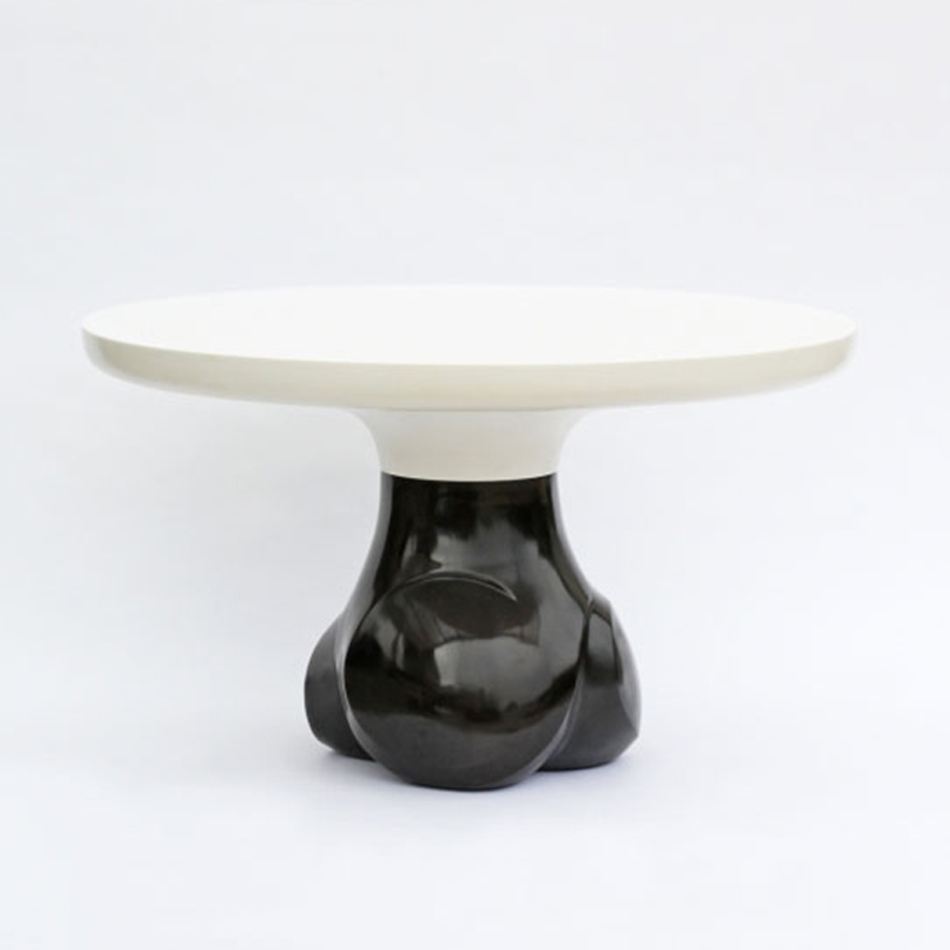 Eric Schmitt - Circular Dining Table Stump