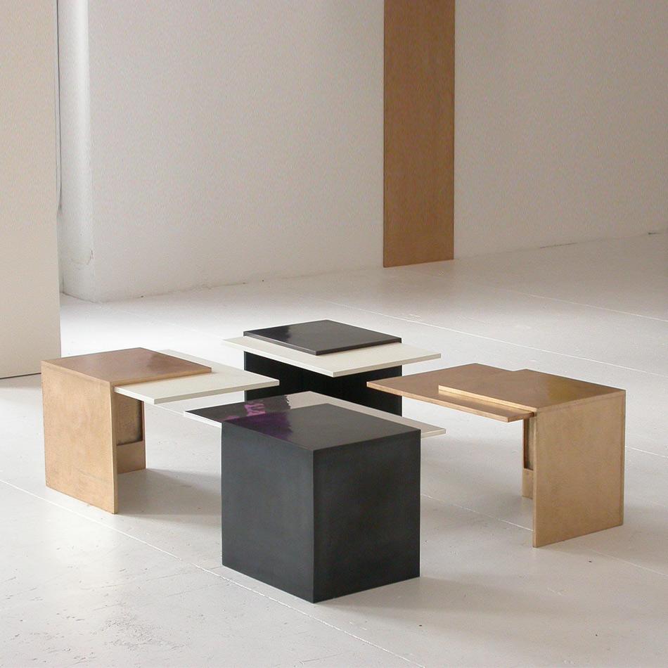 Eric Schmitt - Corner Tables