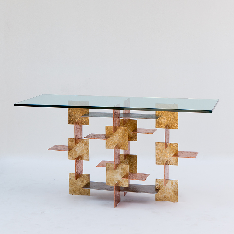 Fran Taubman - Plate Console