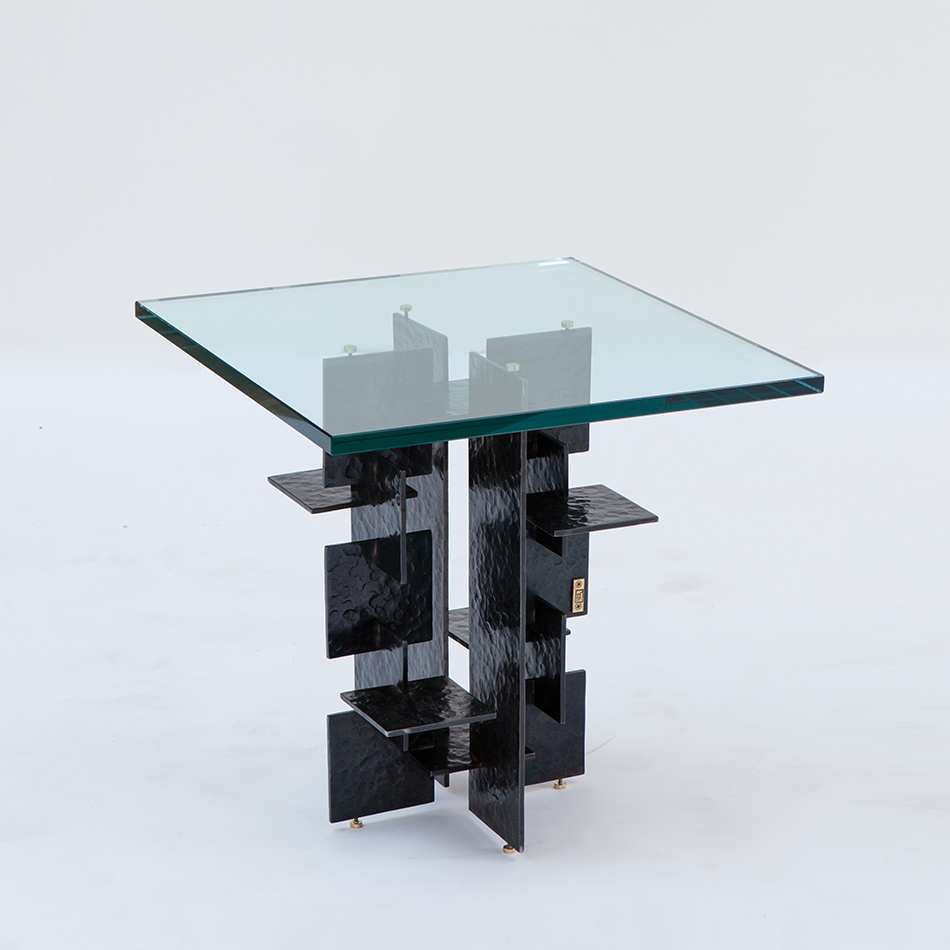 Fran Taubman - Plate Side Table