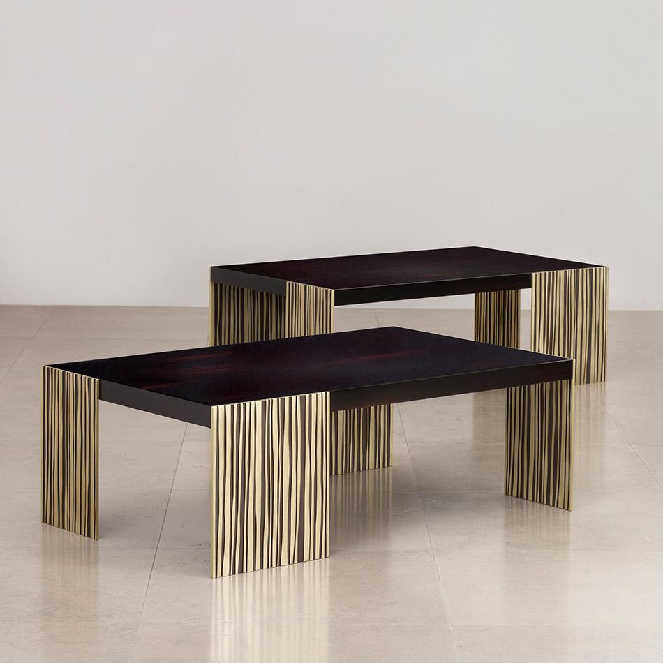 Herve Van Der Straeten - Table Basse Trace 455