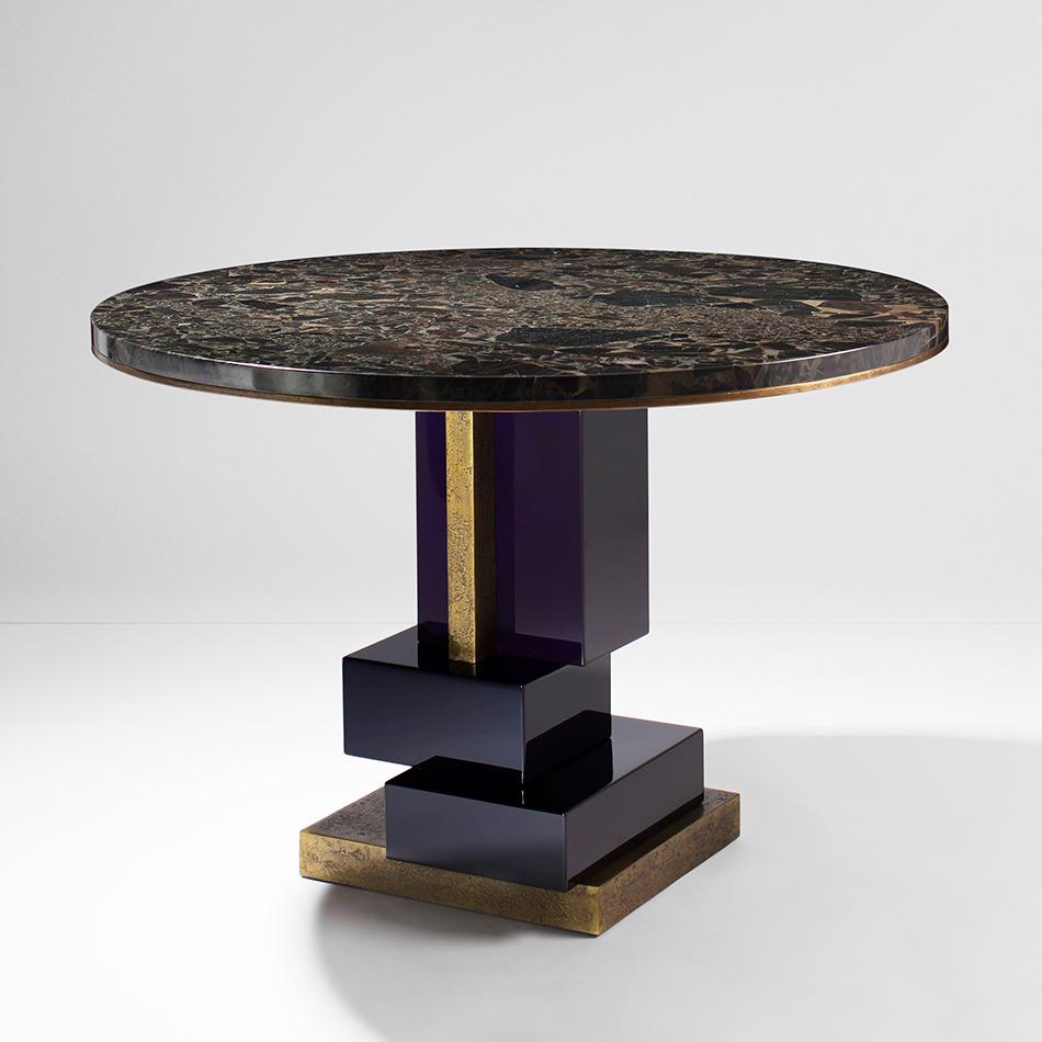 Herve Van der Straeten - Table Cumulus 359