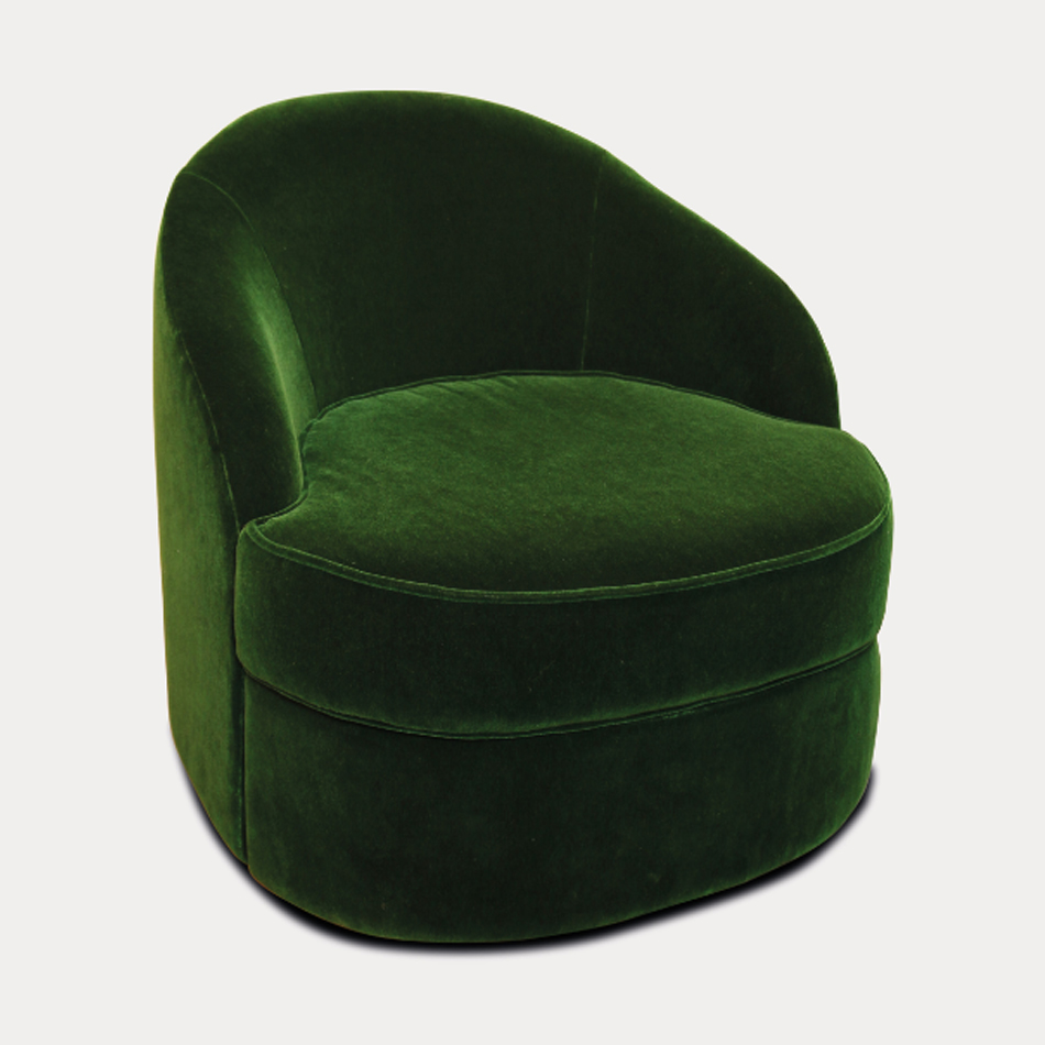 India Mahdavi - Botero Armchair
