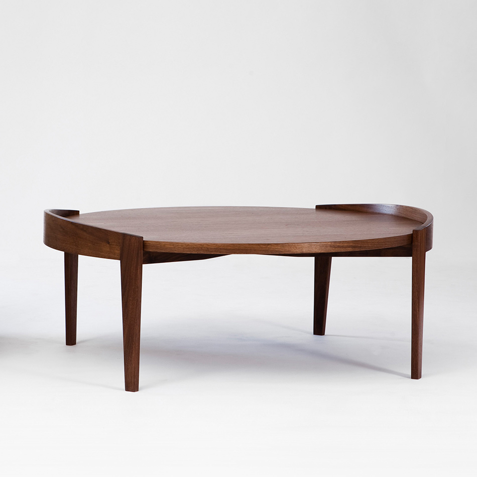 Jens Risom - #8 Round Coffee Table