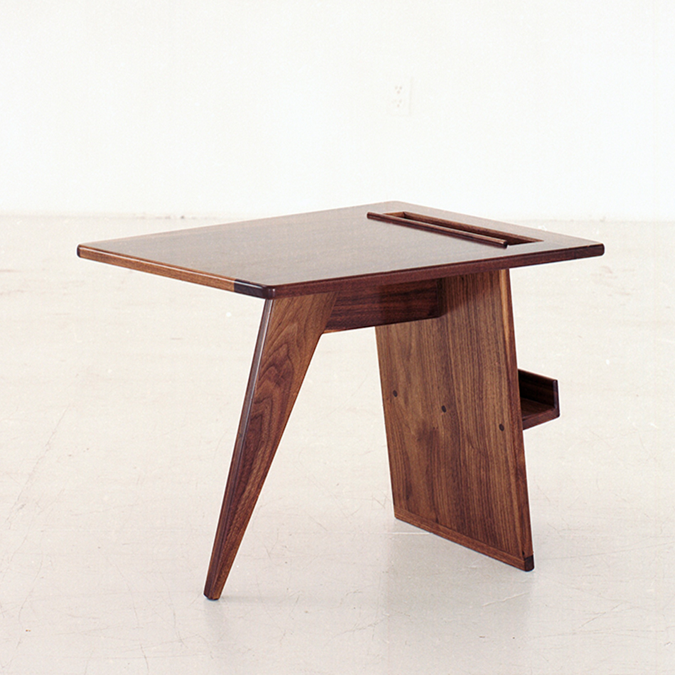 Jens Risom - Magazine Rack Side Table