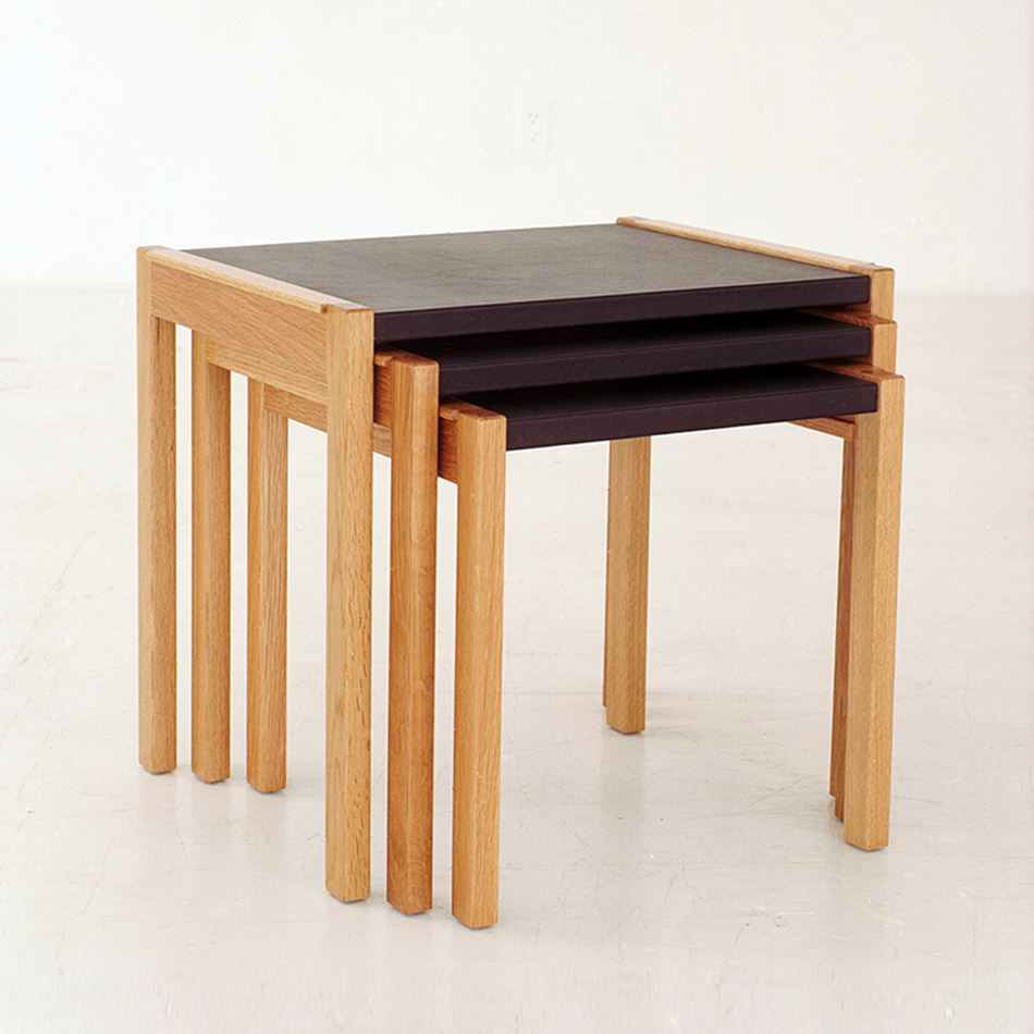 Jens Risom - Nesting Tables