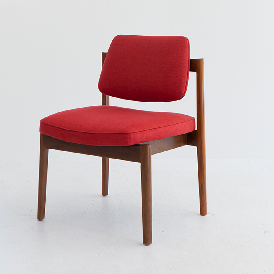 Jens Risom - Key Back Side Chair