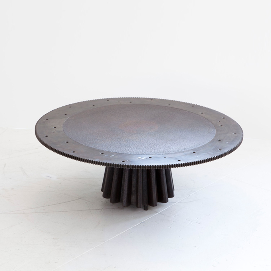 Jerome Abel Seguin - Round Coffee Table Gear