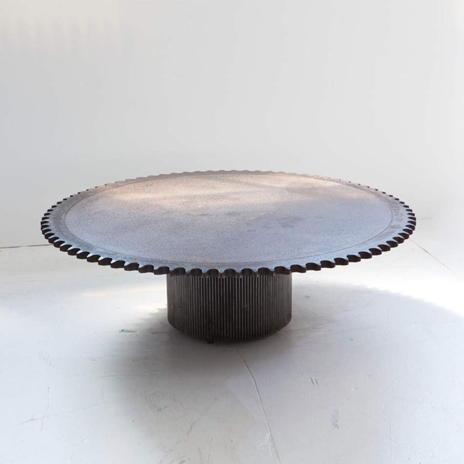 Jerome Abel Seguin - Round Coffee Table