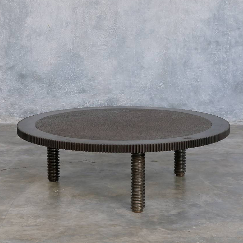 Jerome Abel Seguin - 3 Legs Coffee Table