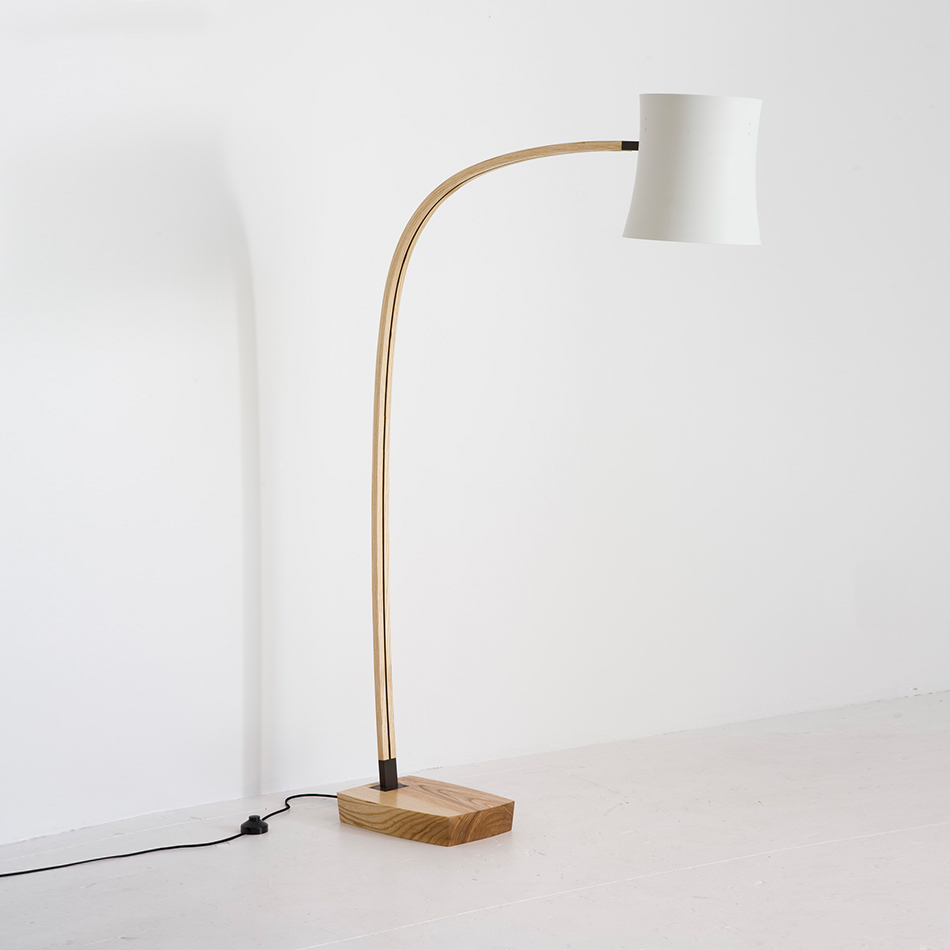 Chris Lehrecke - Spun Floor Lamp 3