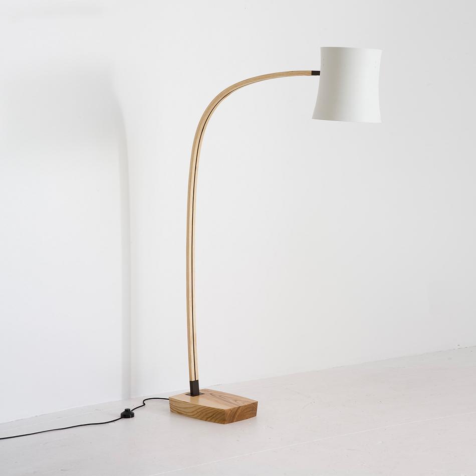 Chris Lehrecke - Spun Floor Lamp 3