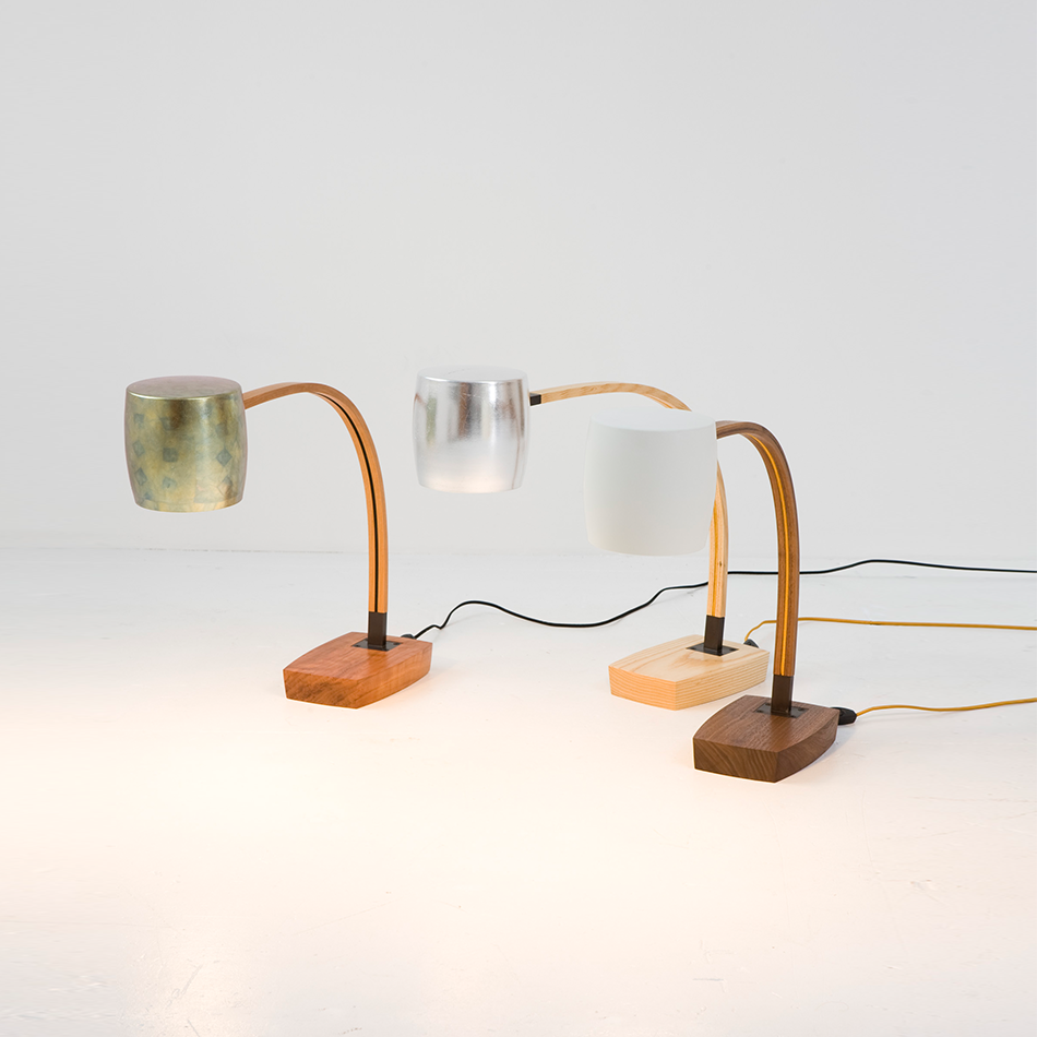 Chris Lehrecke - Spun Desk Lamp
