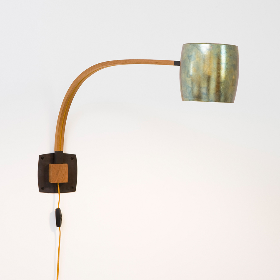 Chris Lehrecke - Spun Wall Sconce