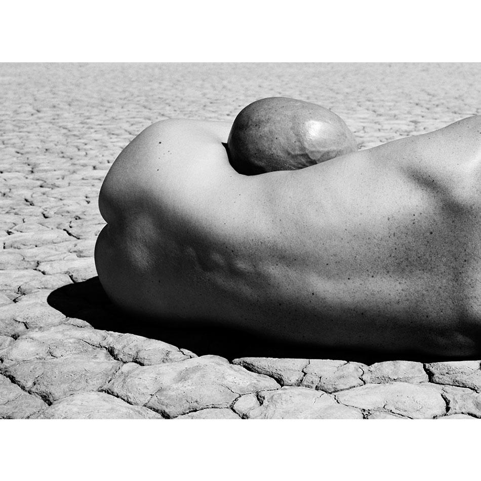 Laurent Elie Badessi - Female And Head On Wrinkles