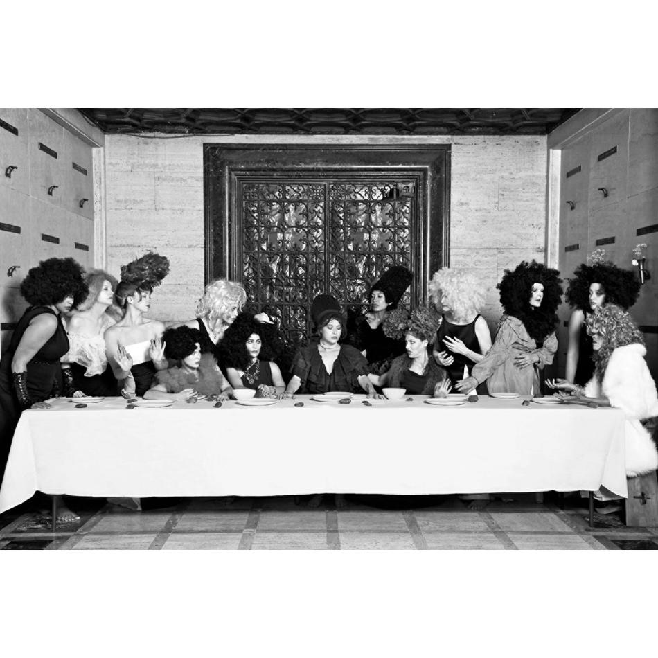 Marjorie Salvaterra - Her Last Supper