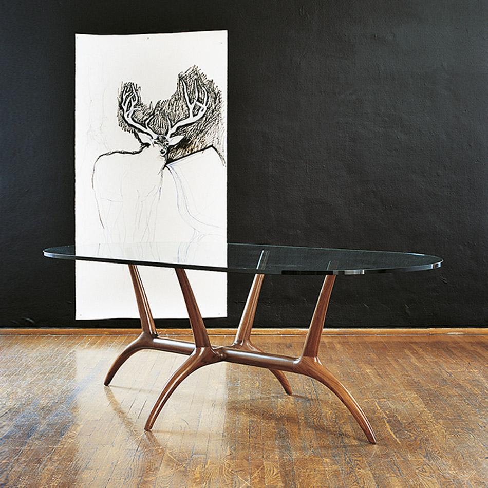 Paul Mathieu- Havana Dining Table