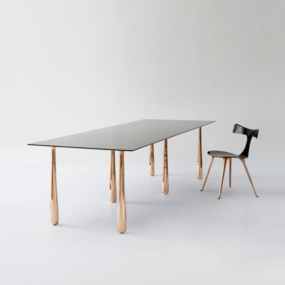 Patrick Naggar - Flight Table