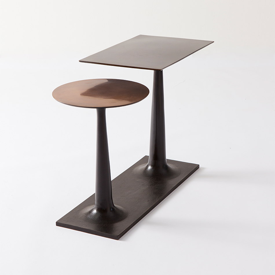 Patrick Naggar- Stem Double End Table
