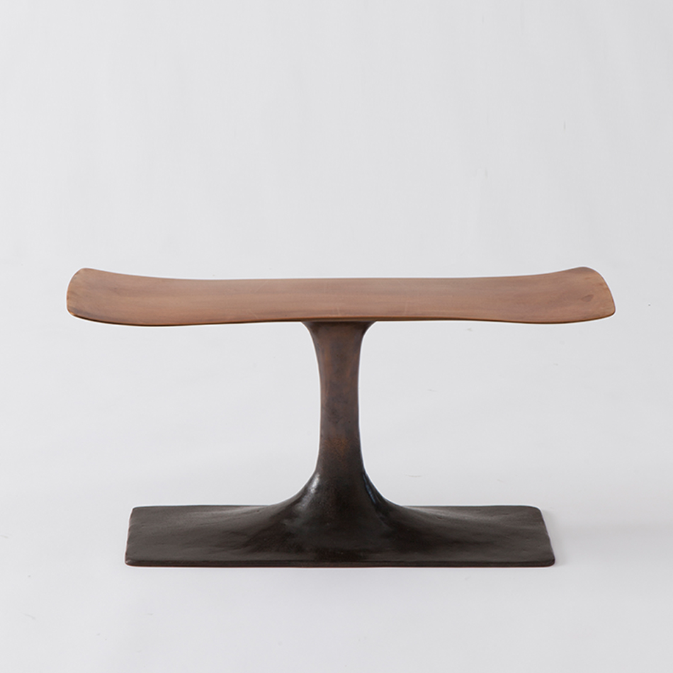 Patrick Naggar- Tut Bronze Bench