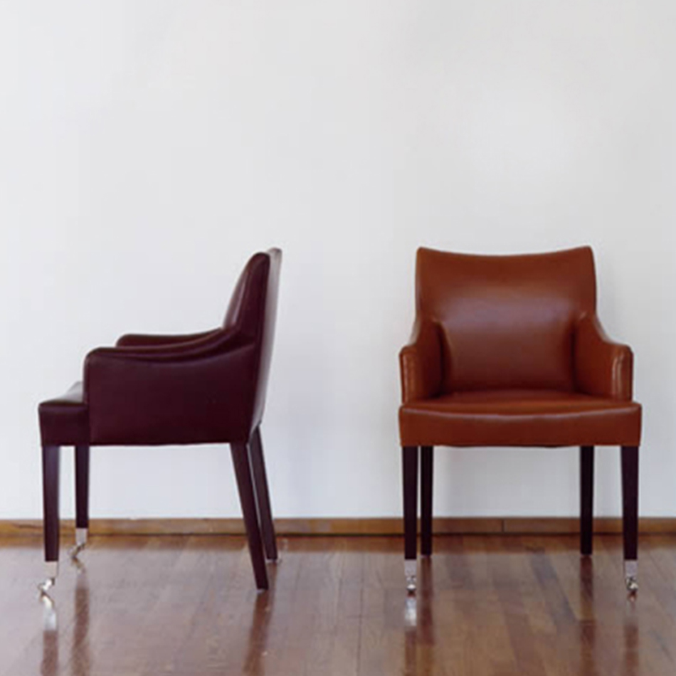 Patrick Naggar - Halley Arm Chair