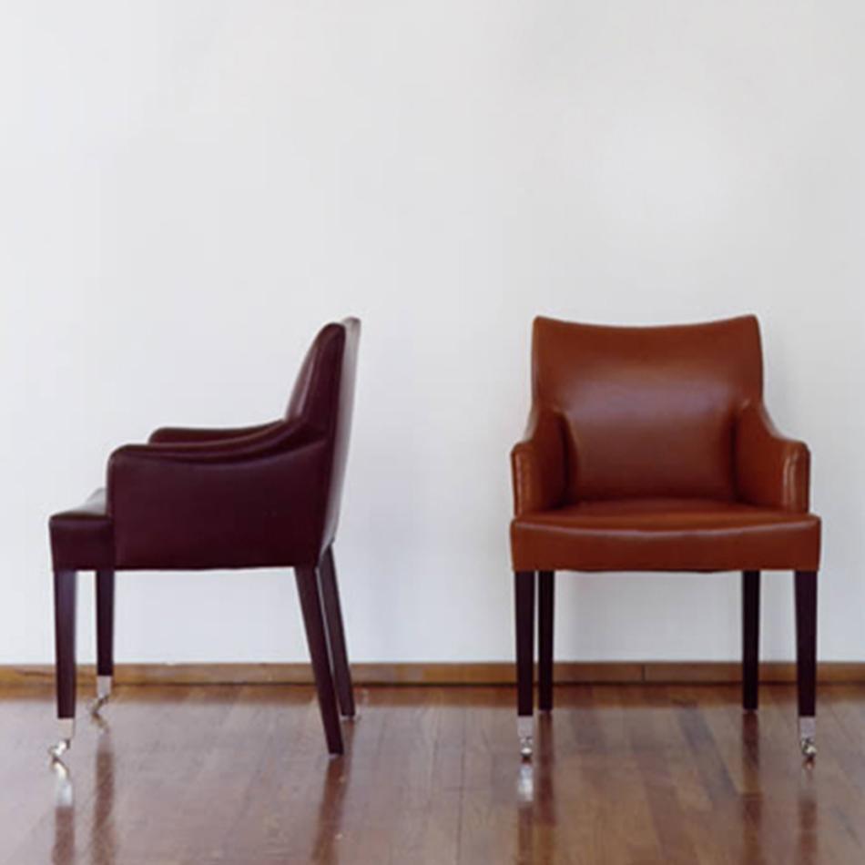 Patrick Naggar- Halley Arm Chair