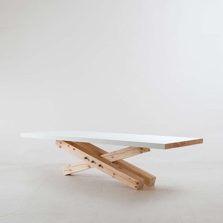 Robert Bristow / Pilar Proffitt - Catapult Dining Table
