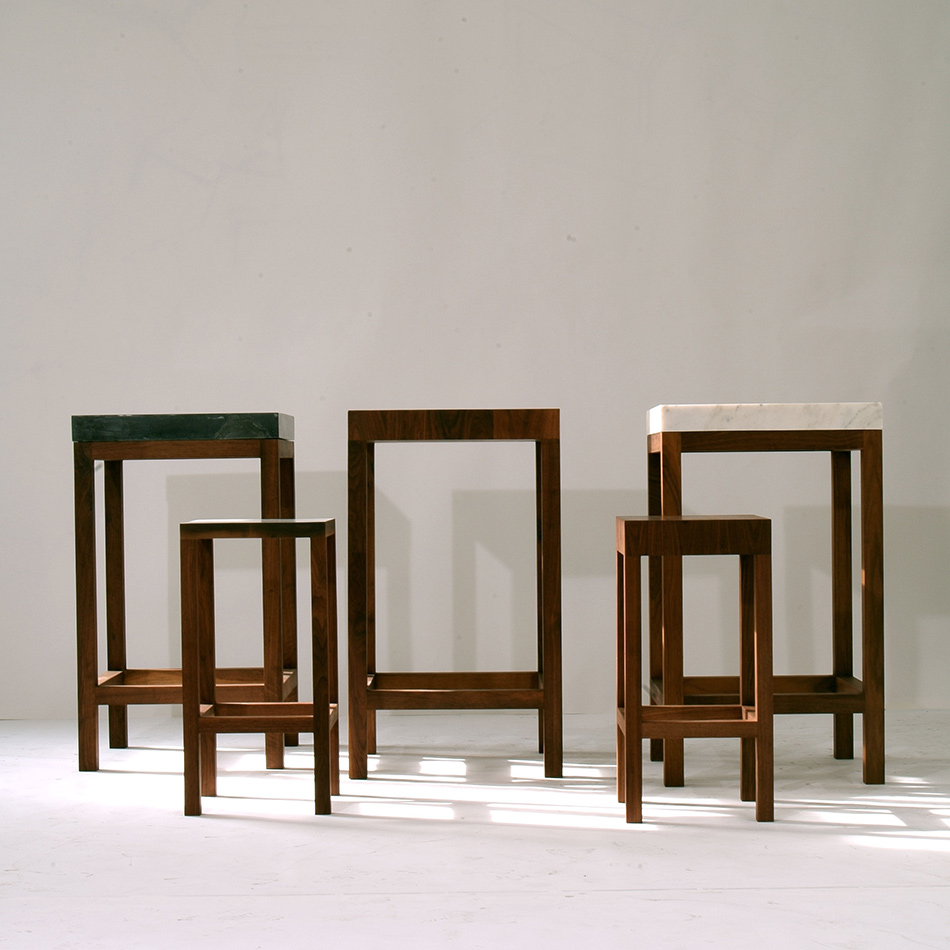 Robert Bristow / Pilar Proffitt - Block Cafe Table