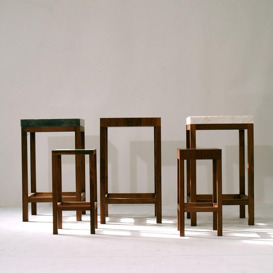 Robert Bristow / Pilar Proffitt - Block Cafe Table