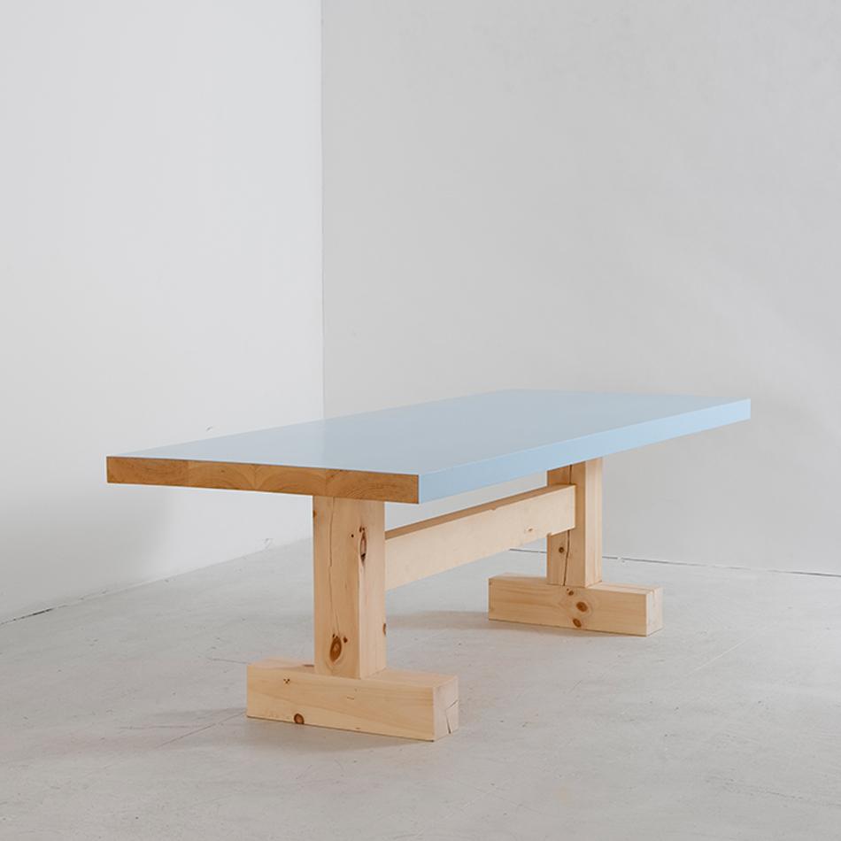 Ruben Toledo- Pioneer Table