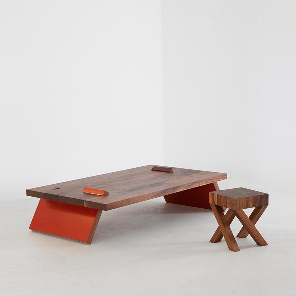 Ruben Toledo- Low Table